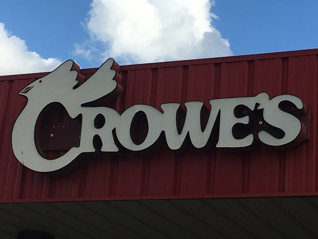 Image result for crowes chicken troy al logo""